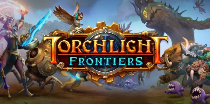 Torchlight Frontiers เกม Action RPG ใหม่ของ Perfect World