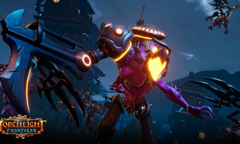 Torchlight Frontiers มีความเคลื่อนไหวปล่อย Gameplay Trailer มาโชว์ของให้ดูกัน
