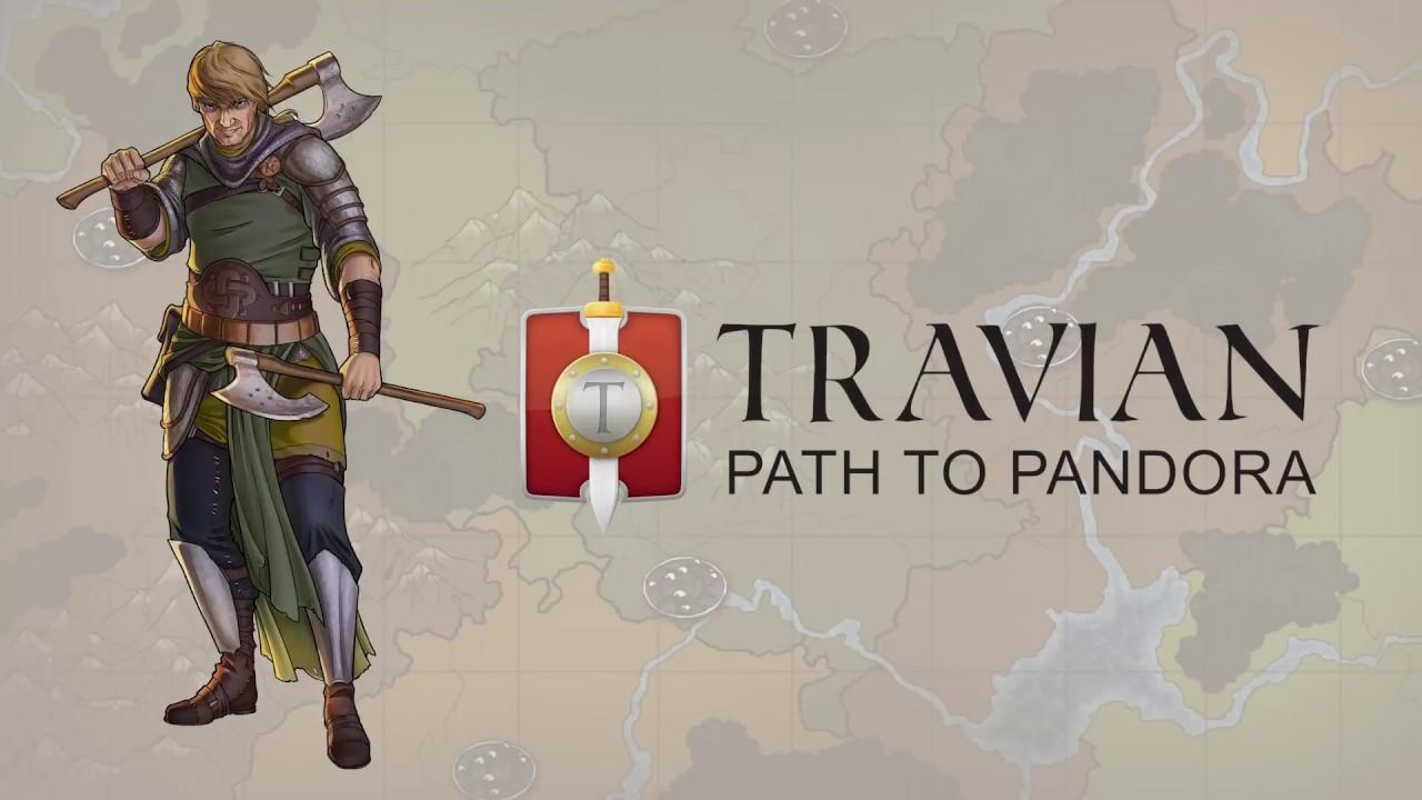 Travian Path to Pandora Cover
