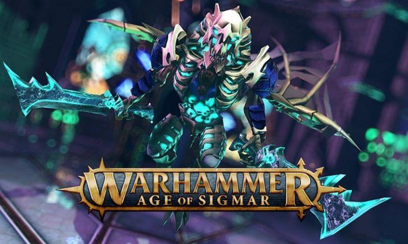 Warhammer Age of Sigmar: Realm War เตรียมเปิดตัวปลายปีนี้