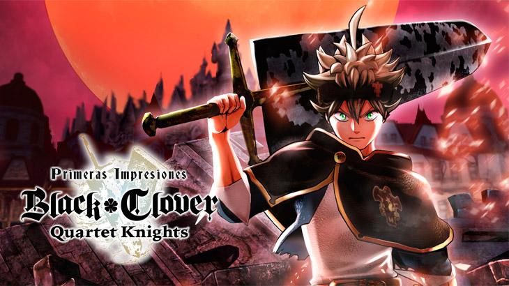 ตัวอย่างใหม่ Black Clover: Quartet Knights อวดตัวละครเผ่าเอลฟ์สายยิง