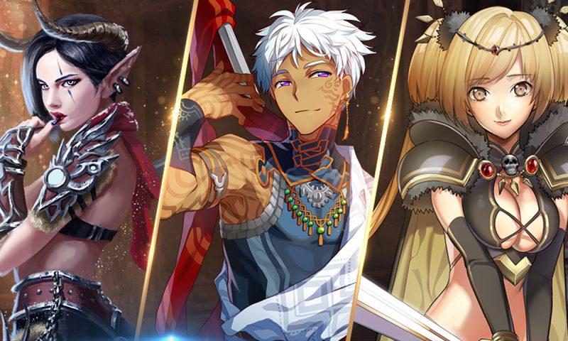 Battle of Souls เกมมือถือ RPG ตัวใหม่พร้อมเปิดสงครามให้มันส์แล้ว
