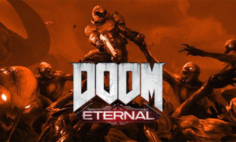 รอเลย DOOM Eternal ปล่อยเกมเพลย์แรกสัปดาห์หน้า