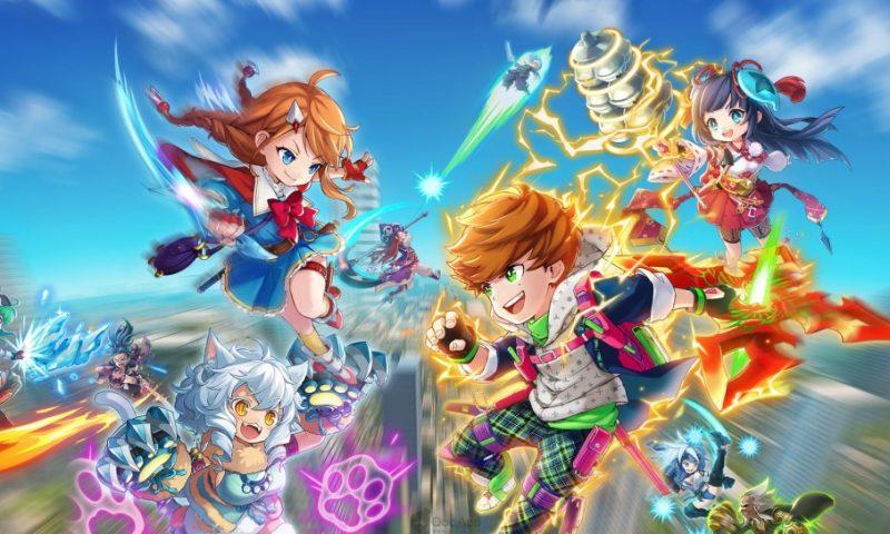 รวมตัวนินจา Blade Smash เกมมือถือจาก Gumi ประกาศวันเปิดให้บริการ