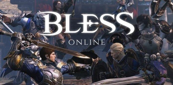 Bless Online 2392018 1