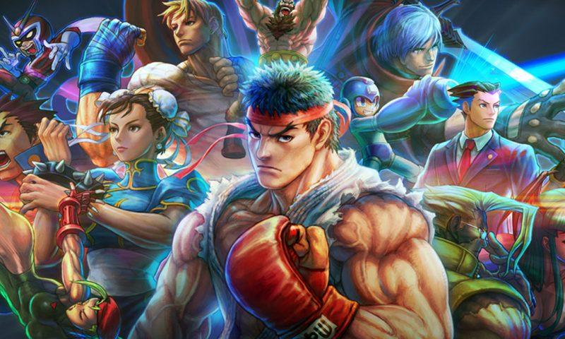 เกมมือถือรวมตัวละคร Capcom Super League Online เปิดให้ลงทะเบียน