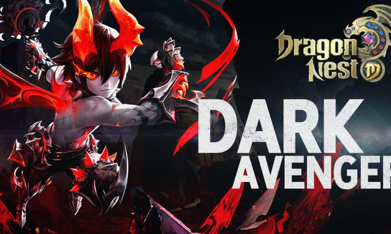 Dragon Nest M แนะนำการอัพสกิลคลาสใหม่ Dark Avenger