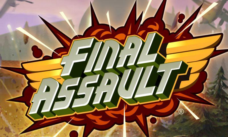Final Assault เกมแนว RTS แนวสงครามโลกครั้งที่ 2 รูปแบบ VR