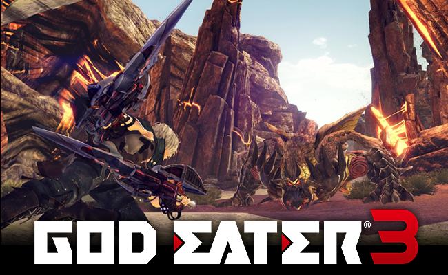 พระเจ้าเตรียมตัว God Eater 3 ได้ฤกษ์งามยามดีเตรียมวางจำหน่ายสิ้นปีนี้