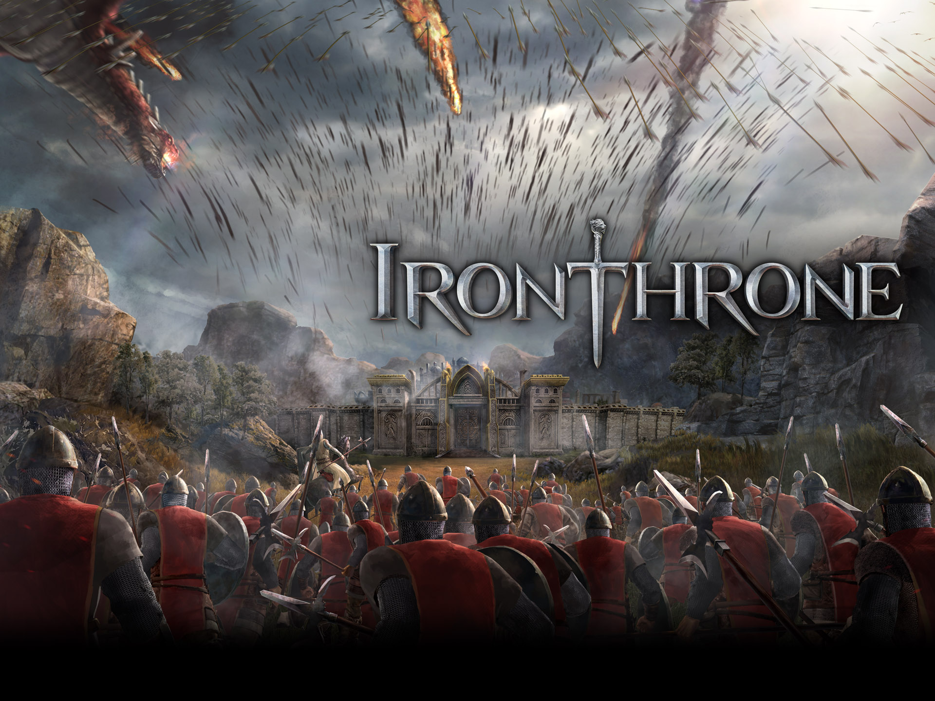 Iron Throne New Large Scale Battle