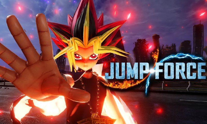 ซี้ดแรง Yu-Gi-Oh! คนการ์ดมหากาฬบุกจักรวาล Jump Force