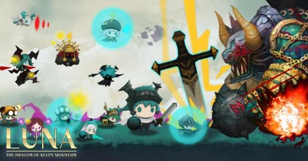เกมมือถือ Luna: The Dragon of Kelpy Mountain เปิดให้ดาวน์โหลดพร้อมกันทั่วโลกแล้ววันนี้