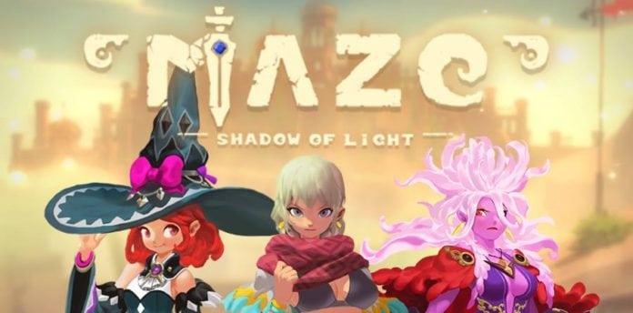 เปิดให้หวดกันแล้ว Maze: Shadow of Light เกมมือถือสไตล์การ์ตูน