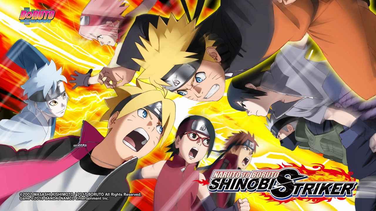 Naruto to Boruto Shinobi Striker 492018 5