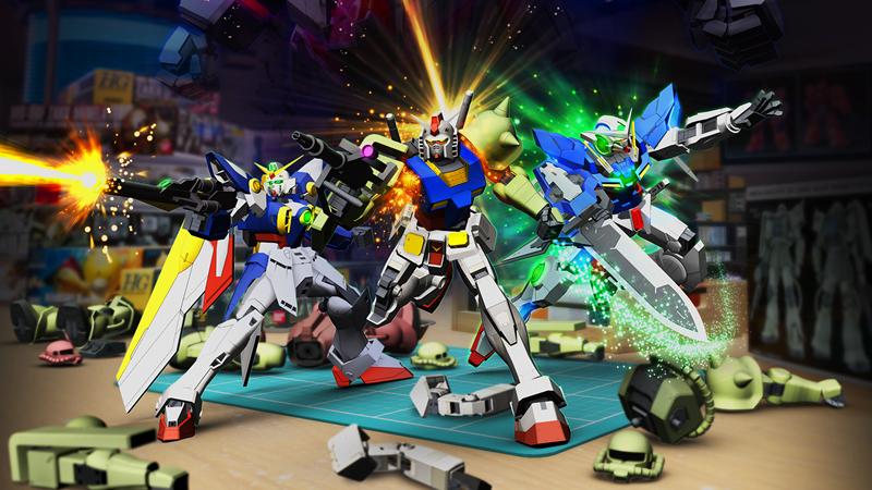 New Gundam Breaker 1992018 2