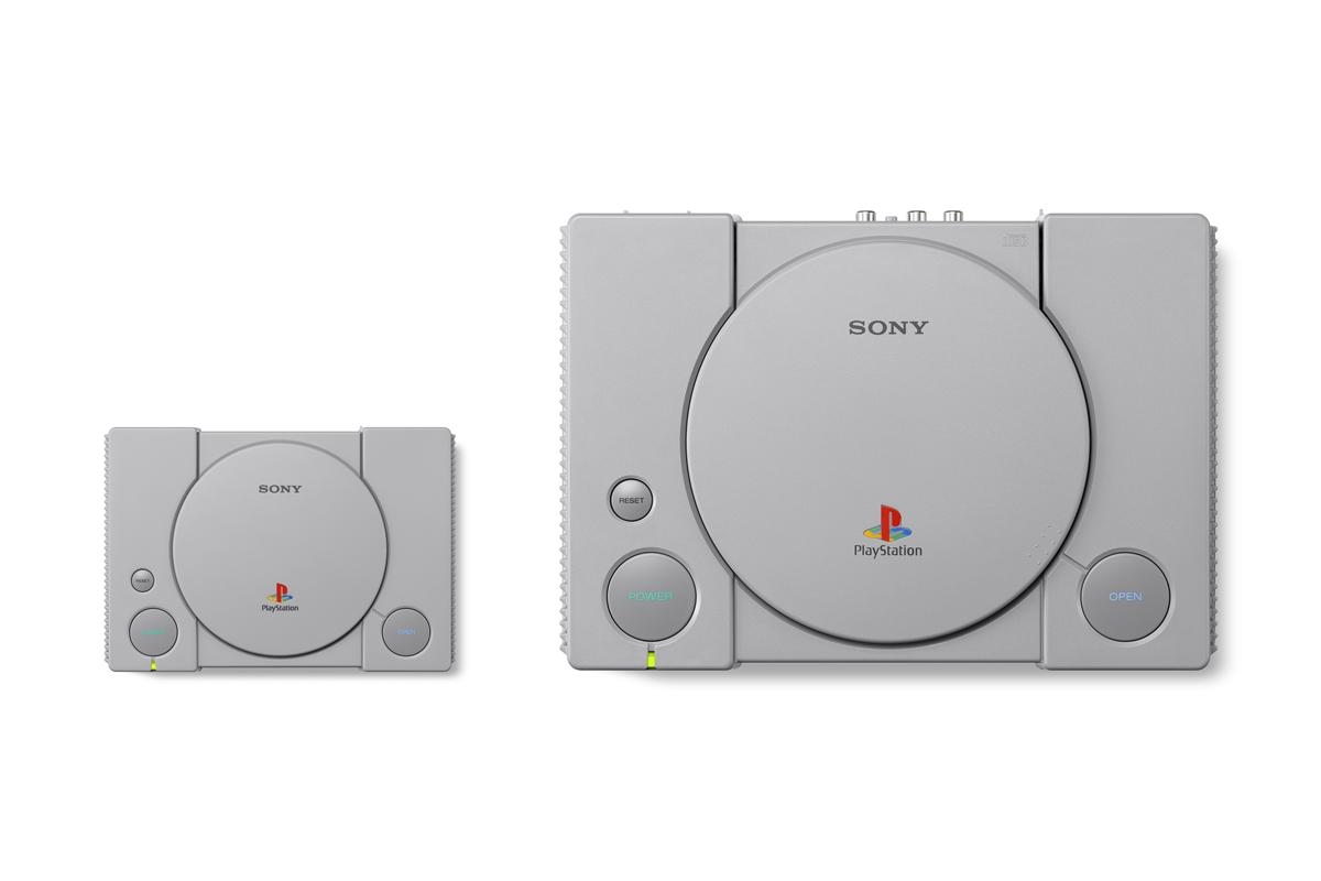 PlayStationClassic OriginalPlayStation
