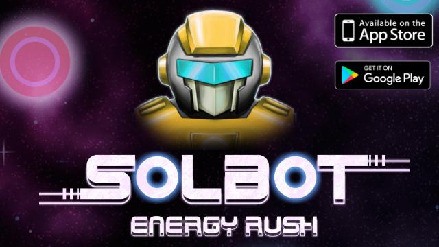 เกมตะลุยอวกาศย้อนยุค สนุกได้ความรู้ Solbot: Energy Rush เปิดโหลดวันนี้
