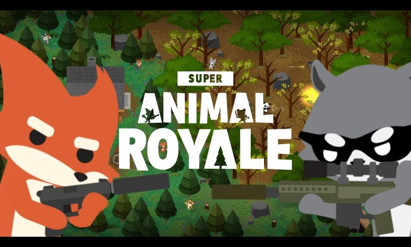 ไอ้เสือบุกของจริง Super Animal Royale เกมเอาตัวรอดที่สัตว์เป็นพระเอก