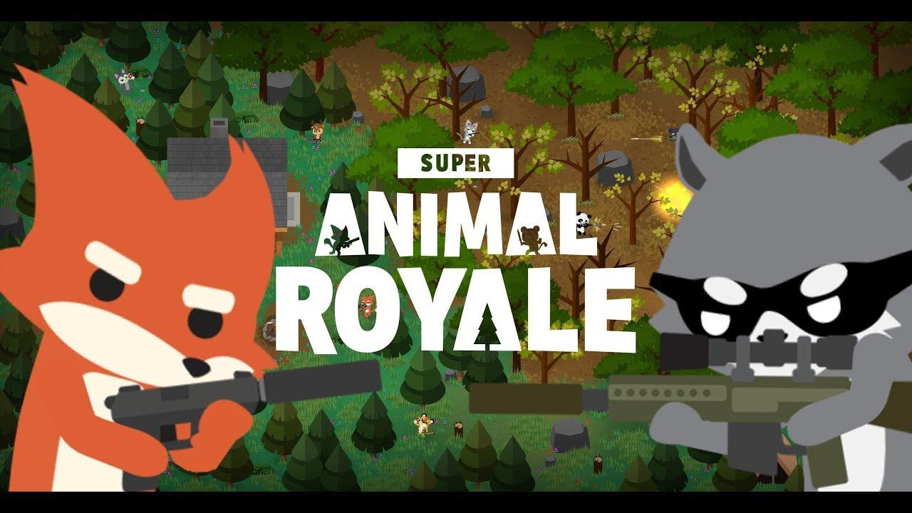 Super Animal Royale image 000