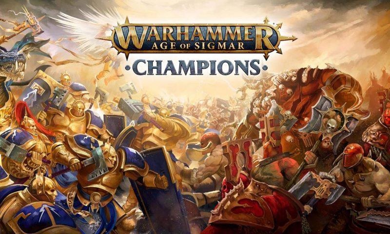 เปิดให้ดาวน์โหลดแล้วเกมมือถือการ์ดเกมส์ Warhammer