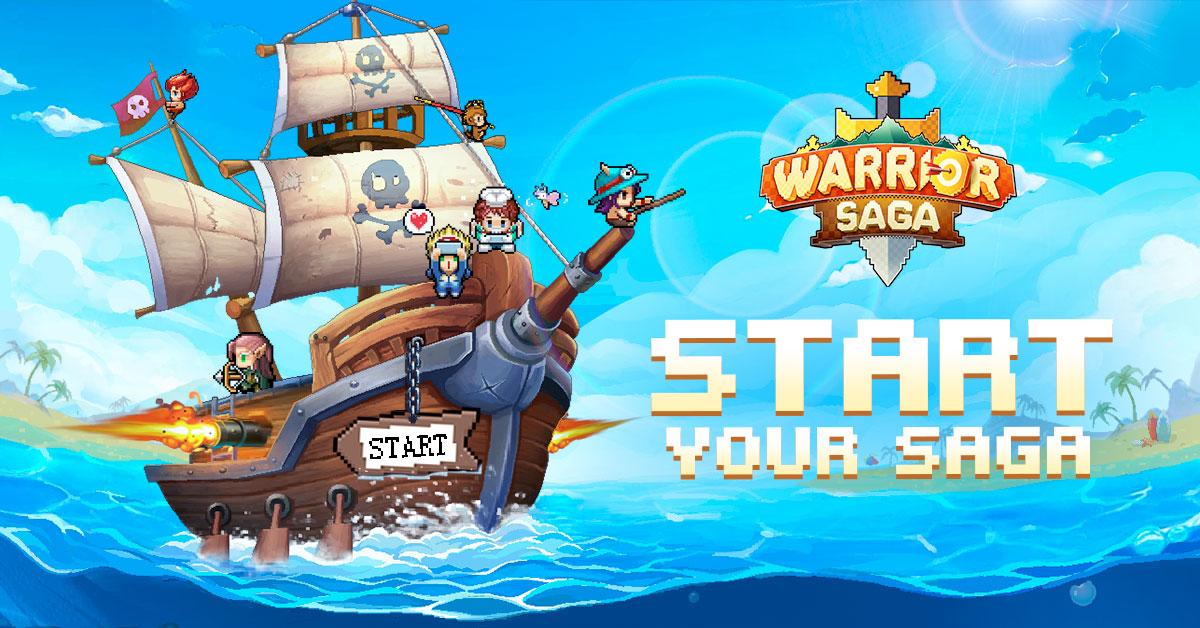 Warrior Saga 892018 1