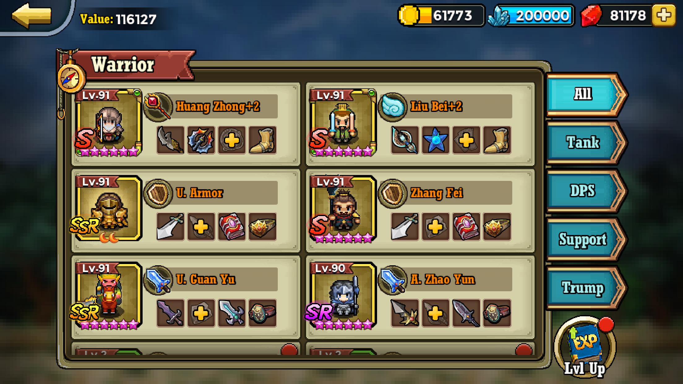 Warrior Saga 892018 3