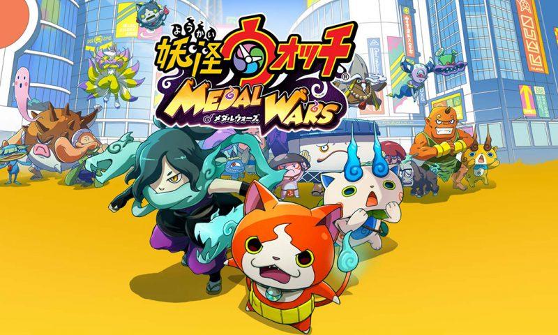 Netmarble ร่วมมือกับ Level-5 เปิดตัวเกมแมวผีสายกวน Yokai Watch Metal Wars