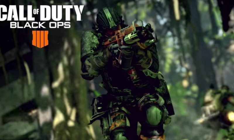 COD: Black Ops 4 เผยทุกความมันส์ที่เกมยิงยุคนี้ต้องมี