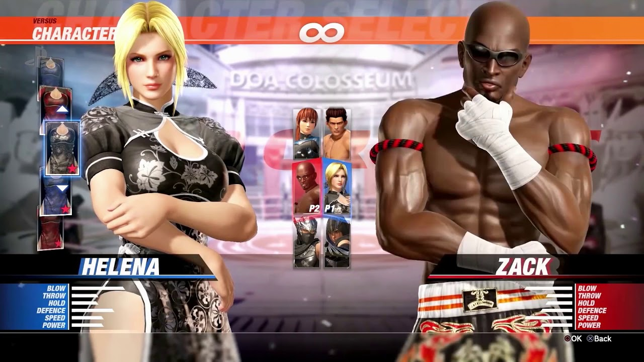 dead or alive 6 03