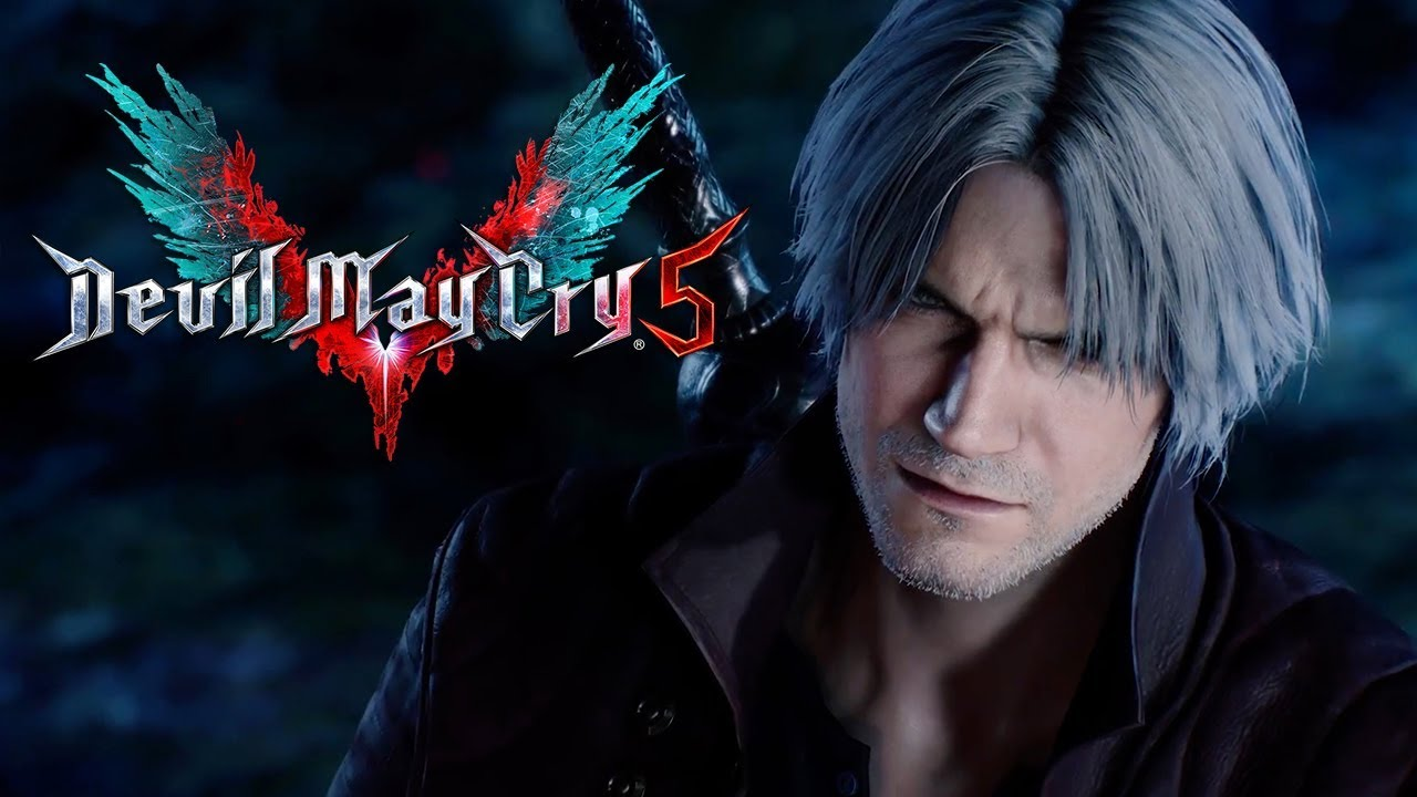 devil may cry 5 tgs 2018