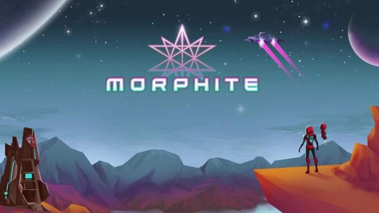 ทะยานดาวสำรวจจักรวาลไปกับ Morphite หรือ No Man's Sky เวอร์ชั่นโมบาย