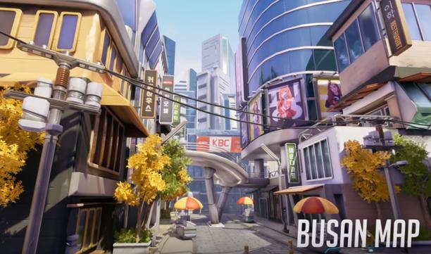 ให้ไว Overwatch อัปเดตแผนที่ Busan มาให้ฟินแล้ว