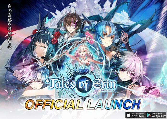 งานดี ฮีโร่สุดโมเอะต้องลอง Tales of Erin เกมมือถือ RPG น้องใหม่จาก Efun