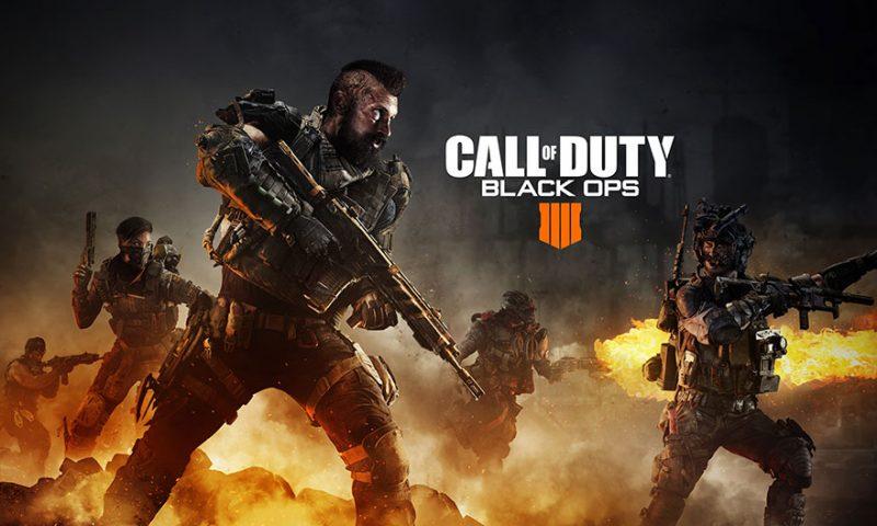 โคตรปัง COD: Black Ops 4 เขาว่าเกมนี้มาฆ่า PUBG