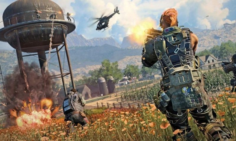 แฮกเกอร์ถล่ม Call of Duty: Black Ops 4 กำเนิดคนเหนือมนุษย์