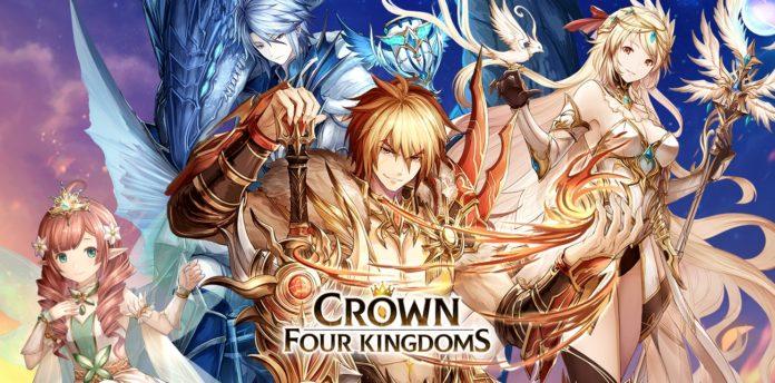 Crown Four Kingdoms เปิดให้ลงทะเบียนสำหรับเซิร์ฟเวอร์ Global