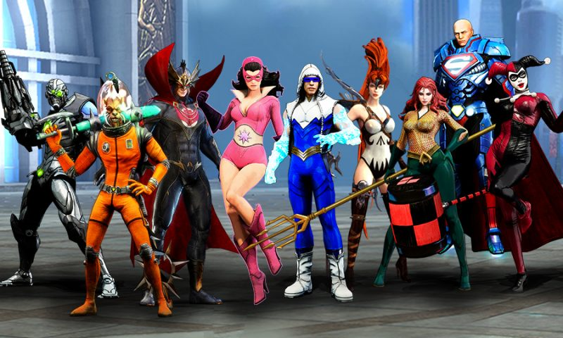 DC Unchained อัพเดทใหญ่จัดหนัก PVP แบบใหม่พร้อมเพิ่มระดับตัวละคร SS