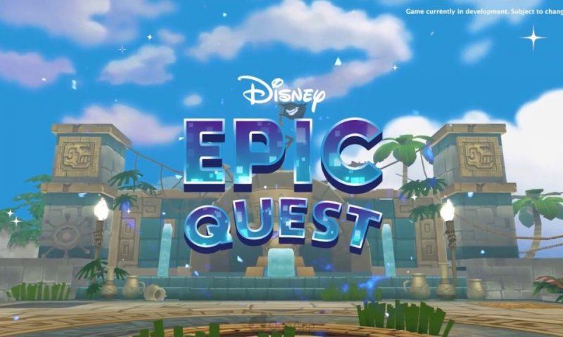 Disney เผยเตรียมเปิดตัวเกมมือถือใหม่ภายในงาน GameStart 2018