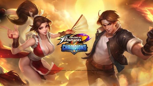 Dungeon Hunter Champions จัด Event สุดพิเศษนำ King of Fighters มาร่วมแจม