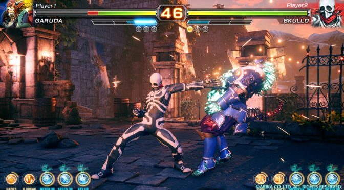 Fighting EX Layer feature