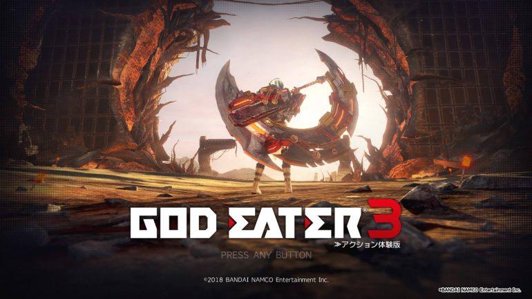 ผู้กลืนกินพระเจ้า God Eater 3 เผยวันจำหน่ายบนระบบ PC แล้ว