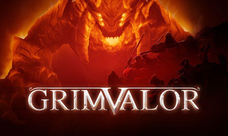 Grimvalor สุดยอดเกมมือถือแนวแฟนตาซีเปิดให้เล่นบน iOS แล้ววันนี้