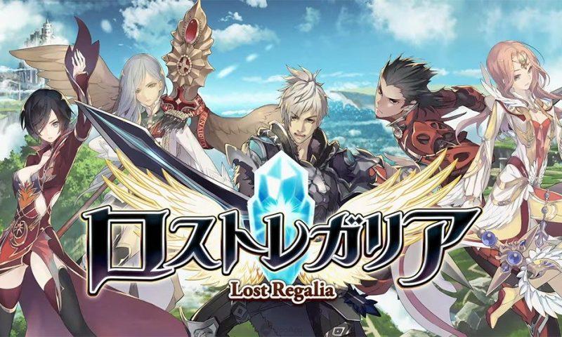 Lost Regalia เกมมือถือจาก Aiming ประกาศยุติให้บริการ