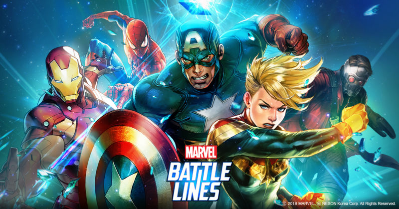 MARVEL Battle Lines เกมการ์ดซูเปอร์ฮีโร่เปิดให้ตบกันแล้ววันนี้