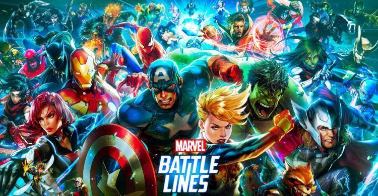 MARVEL Battle Lines เกมการ์ดซูเปอร์ฮีโร่เตรียมเปิดตัวทั่วโลก 24 ต.ค. นี้