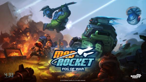 Mad Rocket เกมมือถือจาก 4:33 เตรียมเปิดตัว 140 ประเทศทั่วโลก