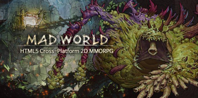 Mad World อวดเกมเพลย์ใหม่ โชว์เทพเกม MMORPG ข้ามแพลตฟอร์ม