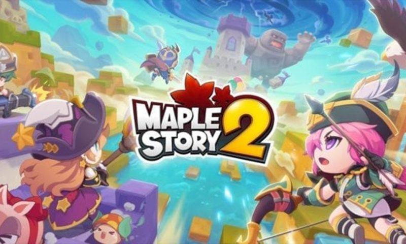 สายแบ๊วลุยเลย MapleStory 2 เปิดให้เล่นในรูปแบบโกลบอลแล้ว
