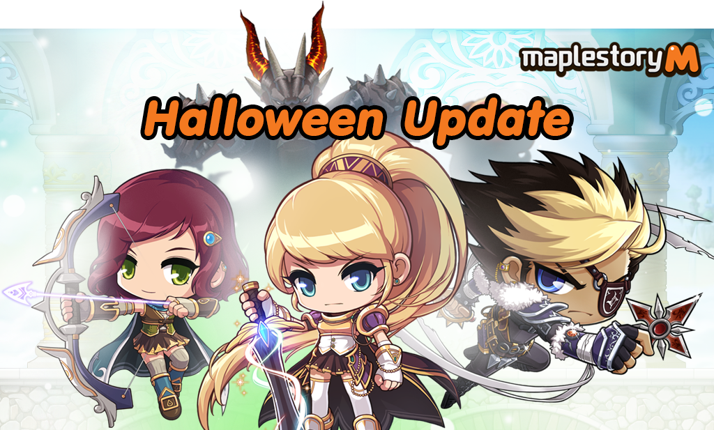 MapleStory M Update Preview