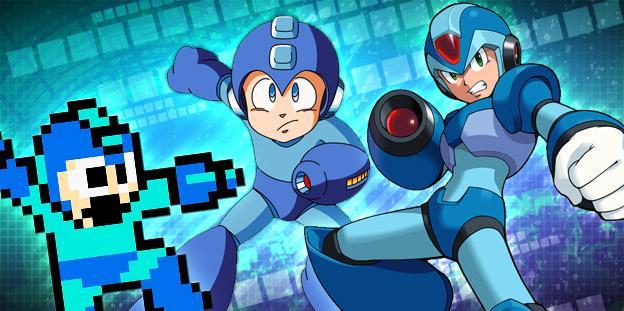 จะปังหรือพัง Mega Man จาก Capcom ประกาศทำภาพยนตร์ Hollywood